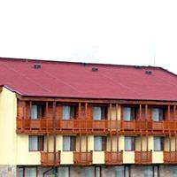 Покрив с битумни керемиди 116
