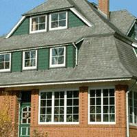 Покрив с битумни керемиди 115