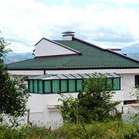 Покрив с битумни керемиди 114