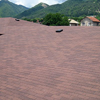 Покрив с битумни керемиди 108