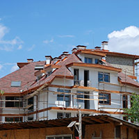 Покрив с битумни керемиди 101