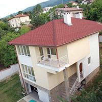 Покрив с битумни керемиди 93
