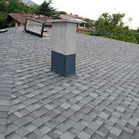 Покрив с битумни керемиди 92