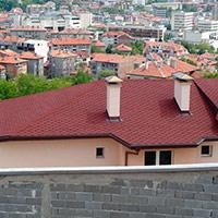 Покрив с битумни керемиди 89