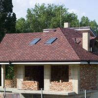 Покрив с битумни керемиди 81