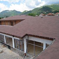 Покрив с битумни керемиди 69