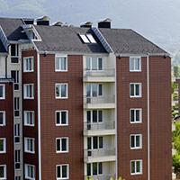 Покрив с битумни керемиди 66