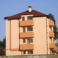 Покрив с битумни керемиди 54
