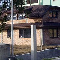 Покрив с битумни керемиди 48