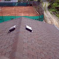 Покрив с битумни керемиди 47