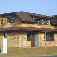 Покрив с битумни керемиди 43