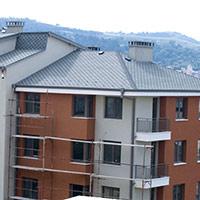 Покрив с битумни керемиди 42