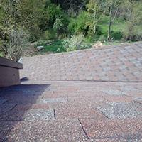 Покрив с битумни керемиди 39