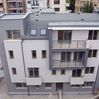 Покрив с битумни керемиди 38