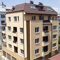 Покрив с битумни керемиди 35