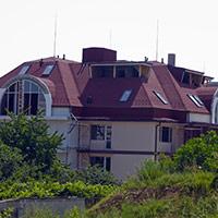 Покрив с битумни керемиди 34