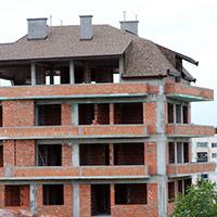 Покрив с битумни керемиди 33