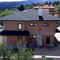 Покрив с битумни керемиди 32