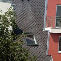 Покрив с битумни керемиди 29
