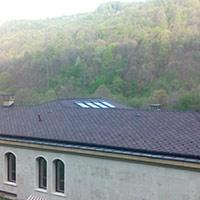 Покрив с битумни керемиди 24