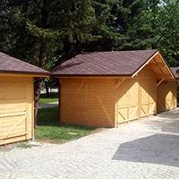 Покрив с битумни керемиди 13