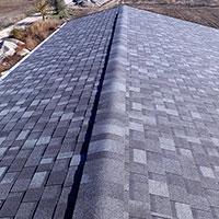 Покрив с битумни керемиди 6