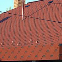 Покрив с битумни керемиди 320