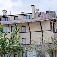 Покрив с битумни керемиди 205