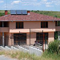 Покрив с битумни керемиди 63