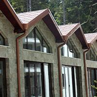 Покрив с битумни керемиди 62
