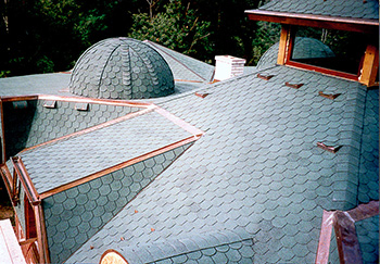 Superglass Biber shingles