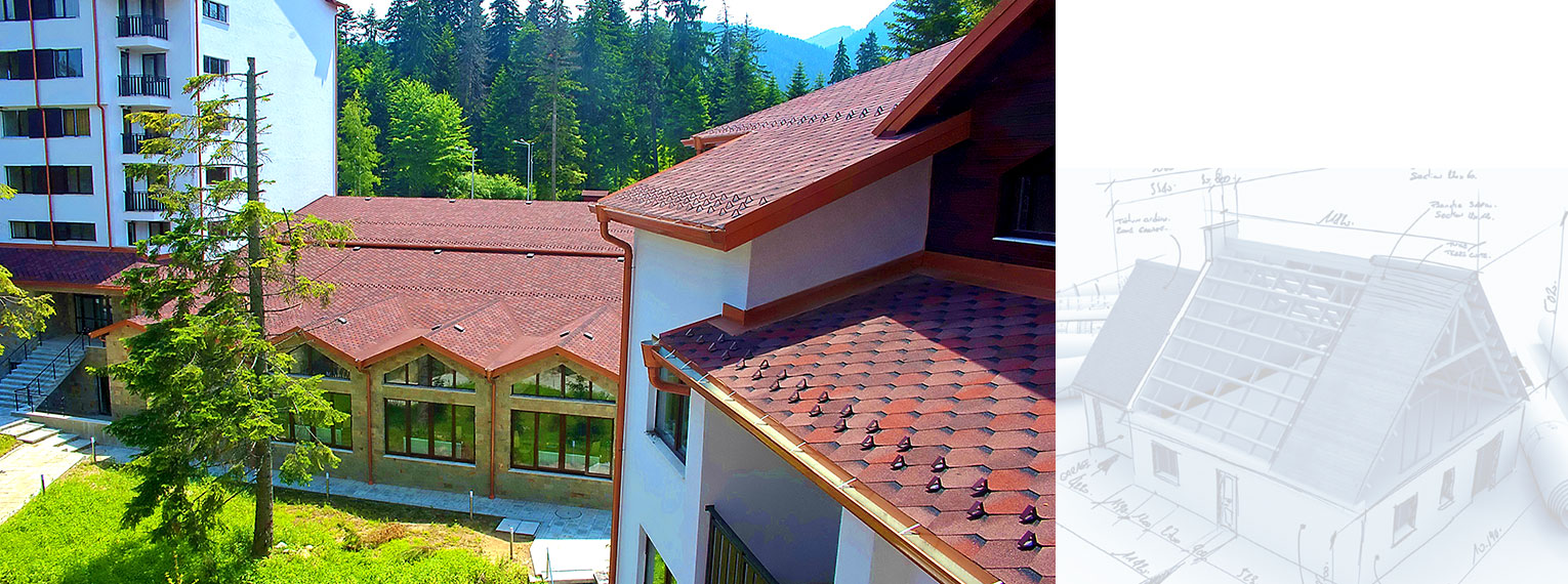 Shingles on Borovets Gardens Hotel Complex