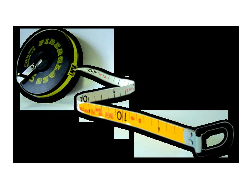 Ролетка - декаметър 20 м.